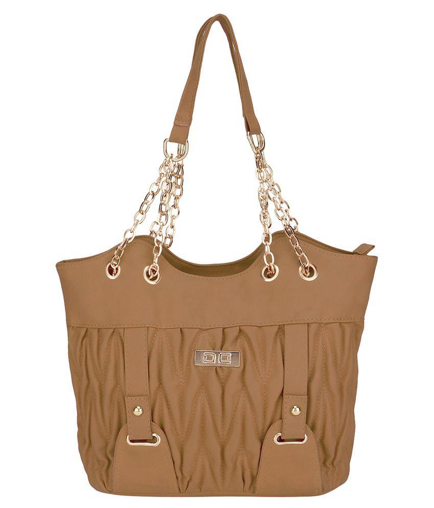 Casela Brown Shoulder Bag