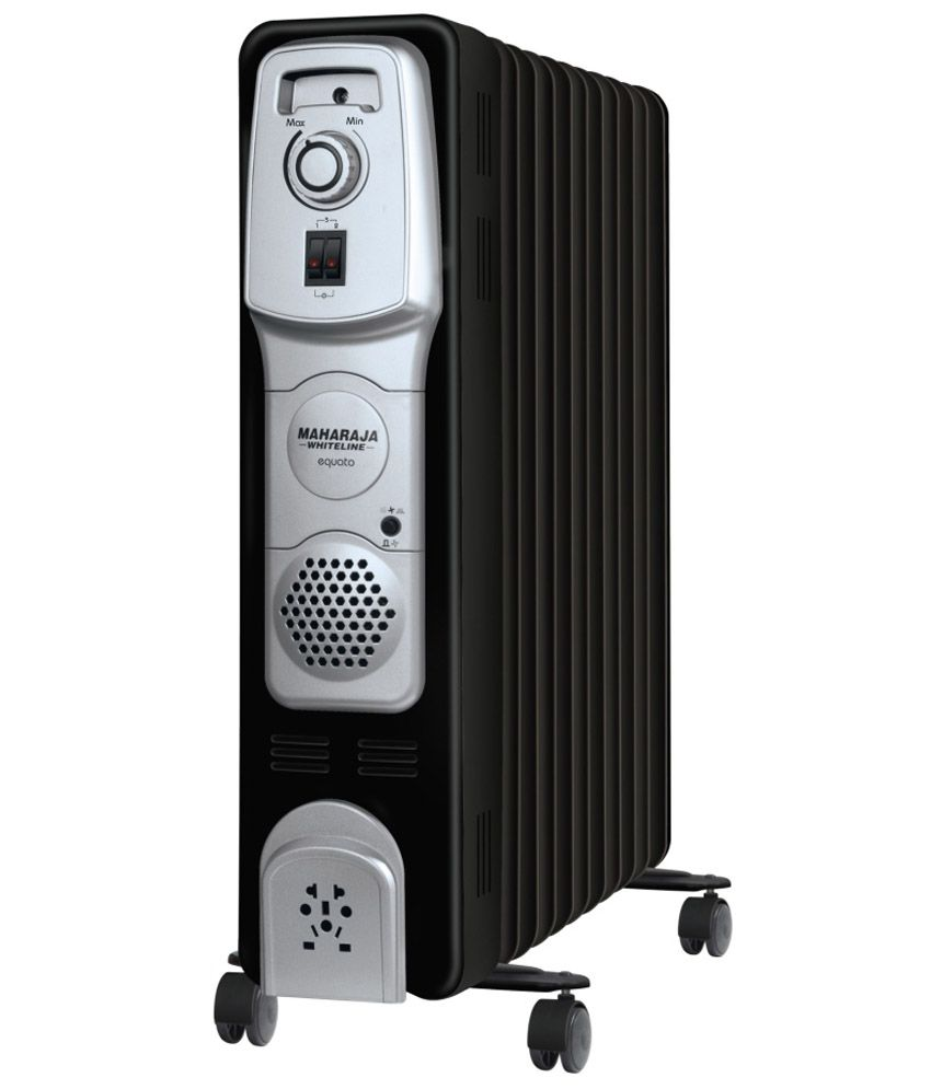 Maharaja-Whiteline-Equato-11-FIN-2500W-Oil-Filled-Radiator-Room-Heater