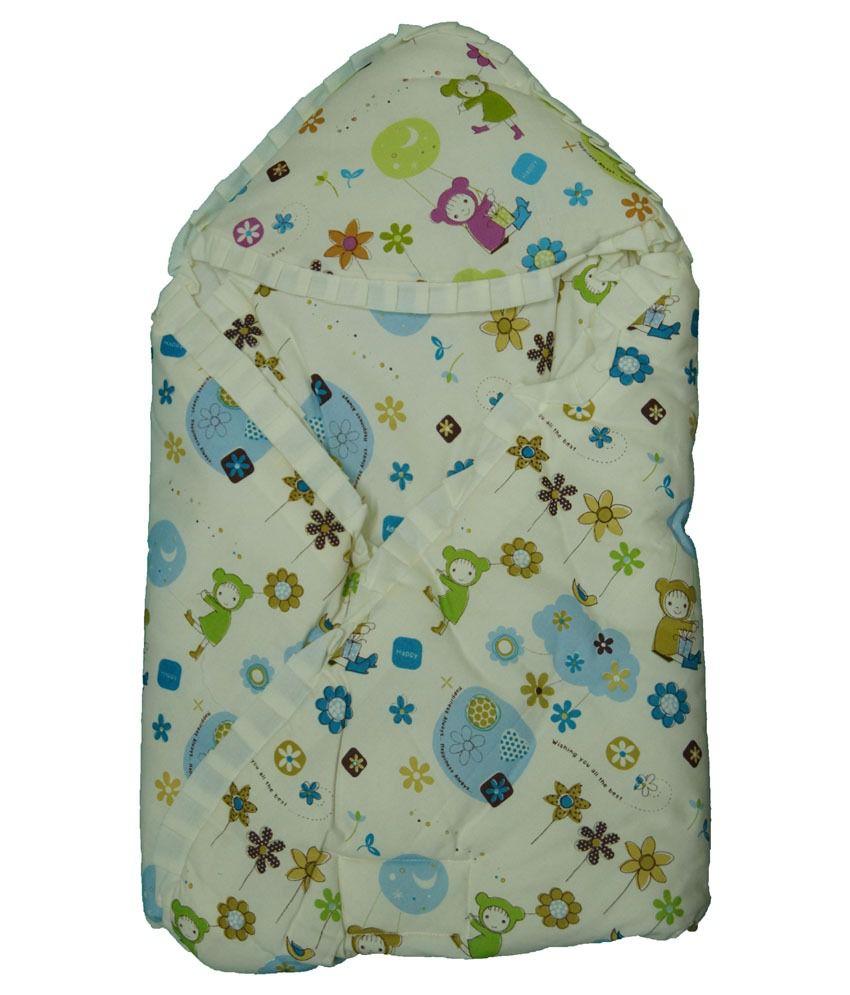 Koochi Koo Multicolour Baby Sleeping Bag