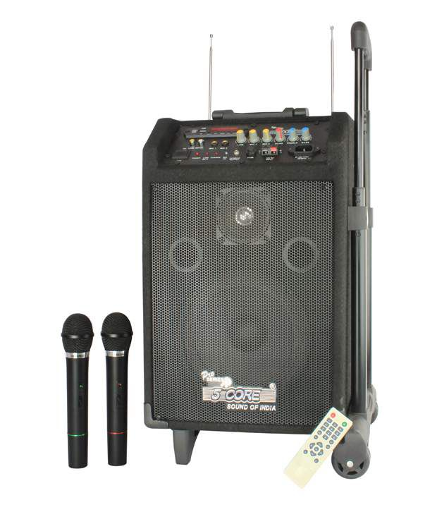 Buy 5 Core Personal DJ System Online at Best Price in ...