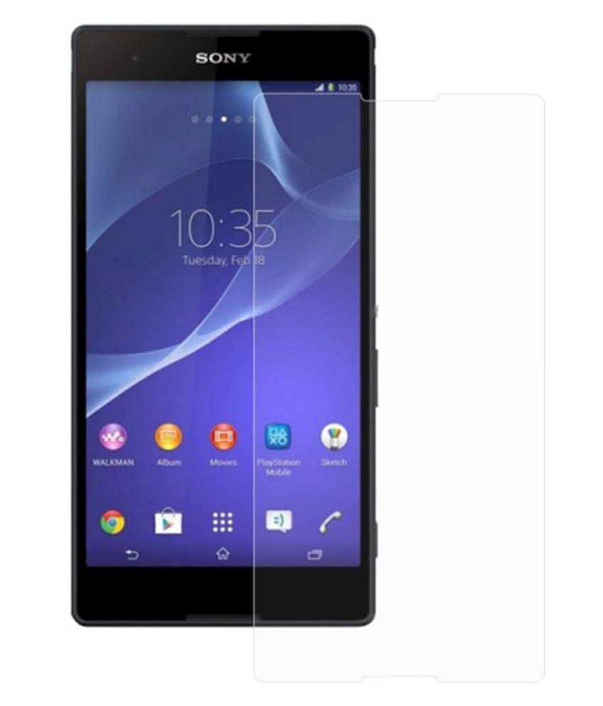 Sony Xperia T2 Ultra Tempered Glass Screen Guard by PraIQ