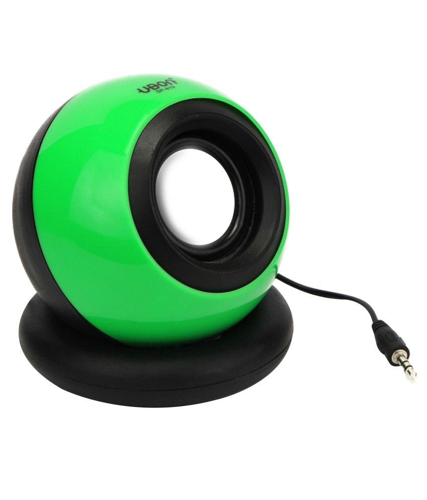 Ubon Sp814 Portable Speaker - Green
