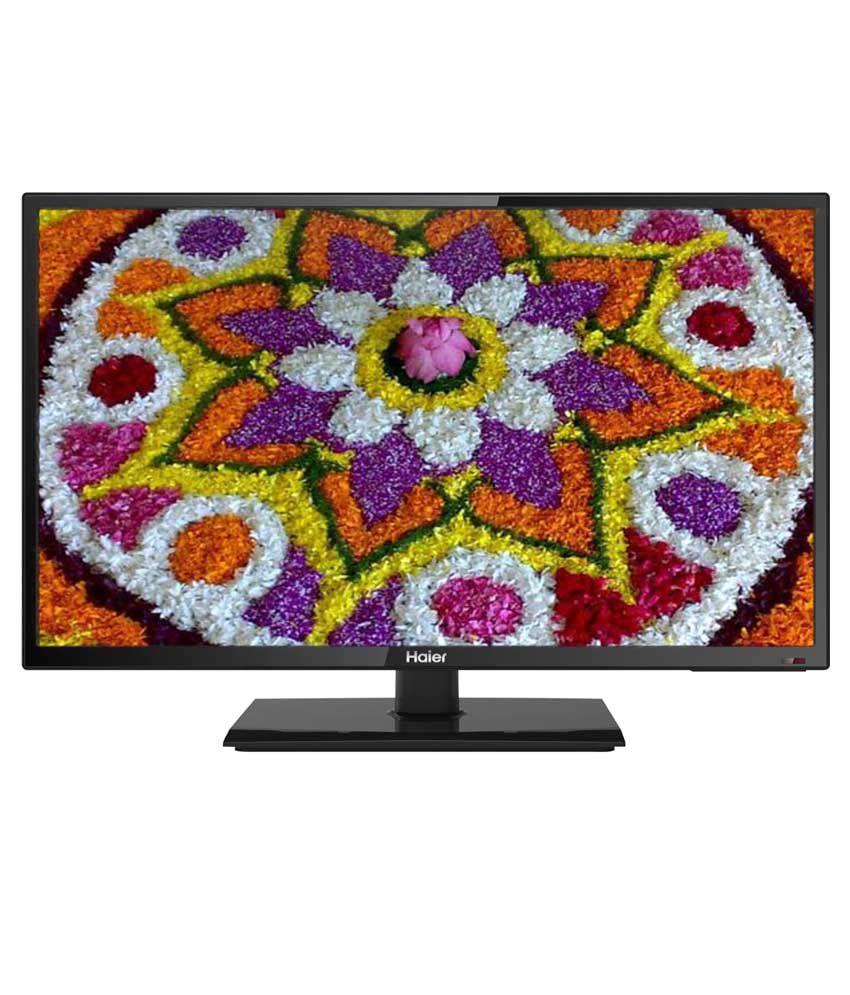 Haier LE24F6500 61 cm (24) HD Ready LED Television