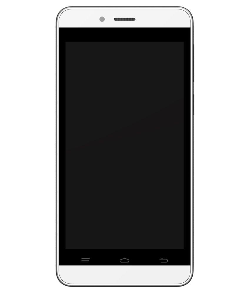 Intex Cloud Cube 8 GB (White)