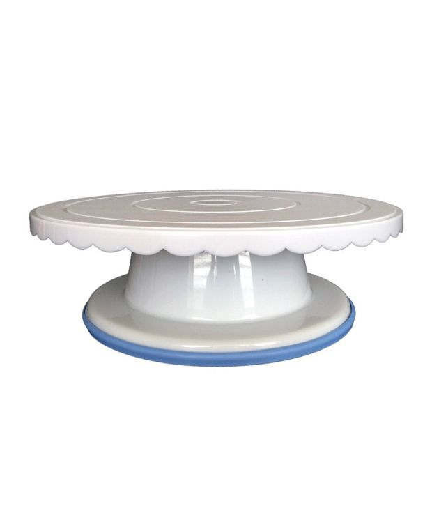 Turntable Cake Stand Online India