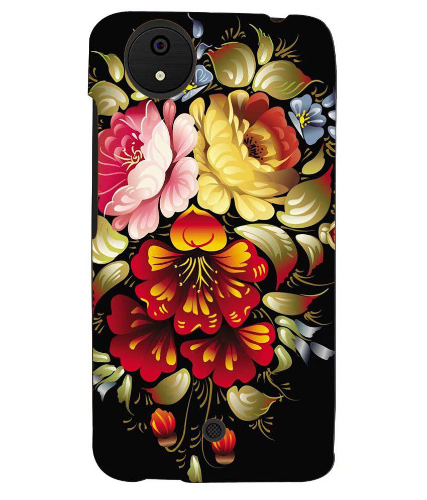 PrintVisa Back Case Cover For Micromax Android A1 And