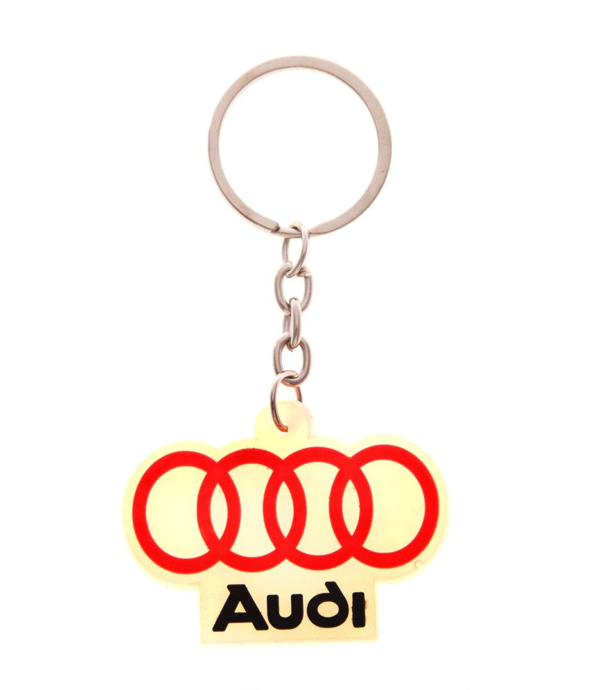 c1b1e3161 Veevi Silicon Audi Car Logo Key Chain  Buy Veevi Silicon Audi Car Logo Key  Chain Online at Low Price in India on Snapdeal