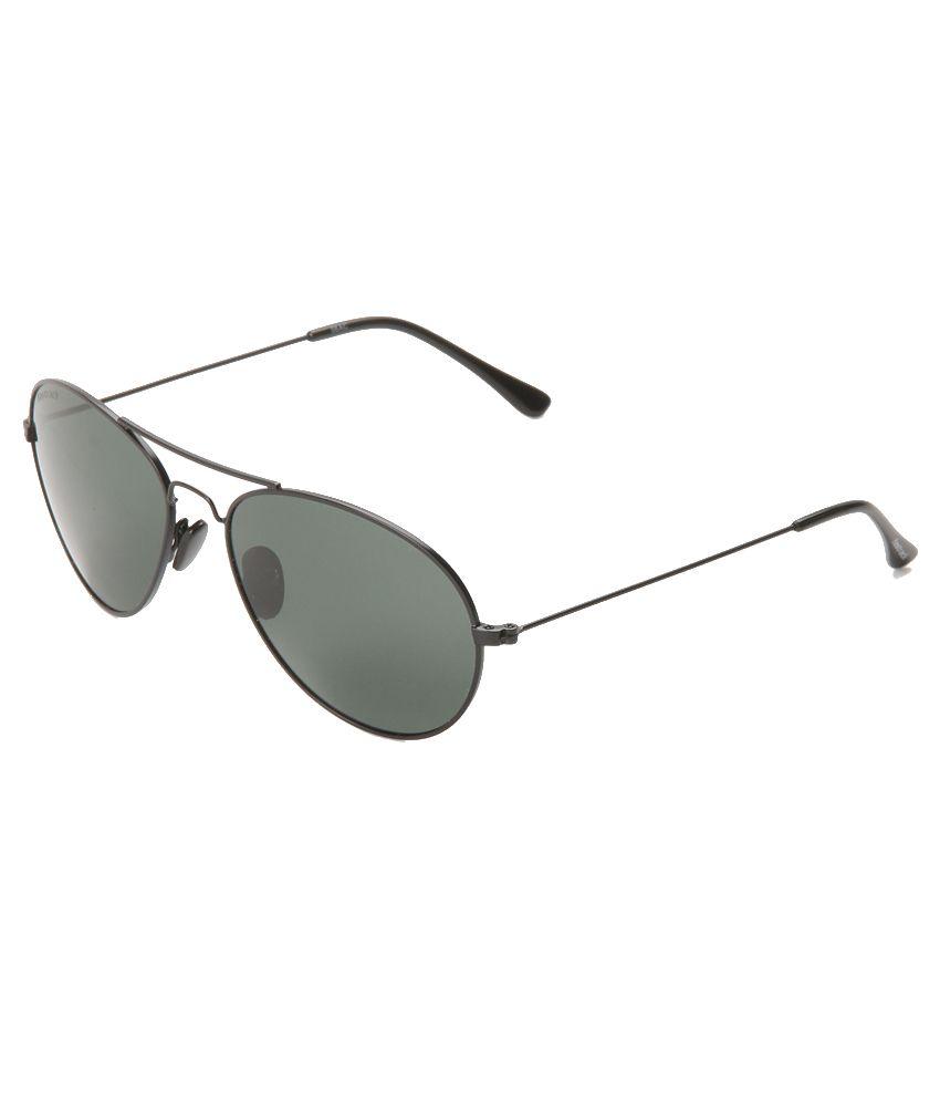 a6663144dd Fastrack M135GR1P Gray Aviator Sunglasses - Buy Fastrack M135GR1P Gray Aviator  Sunglasses Online at Low Price - Snapdeal