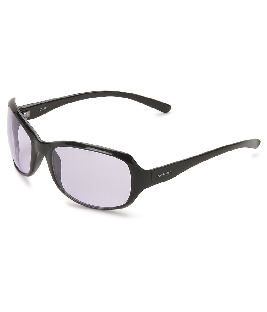 74bc775acc Fastrack P180PR2F Purple Bug Eye Sunglasses available at SnapDeal for Rs.990