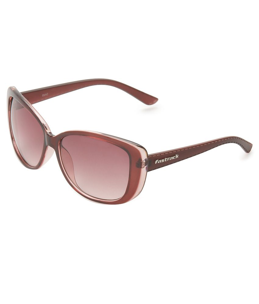 5194f2497c Fastrack P237PR2F Purple Cat Eye Sunglasses - Buy Fastrack P237PR2F Purple  Cat Eye Sunglasses Online at Low Price - Snapdeal