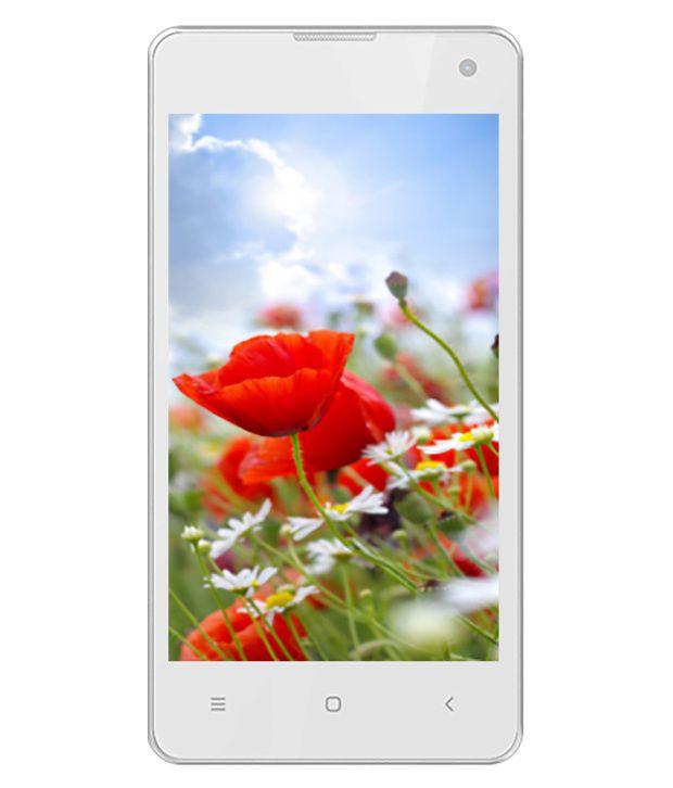 Intex Aqua Active 4GB White