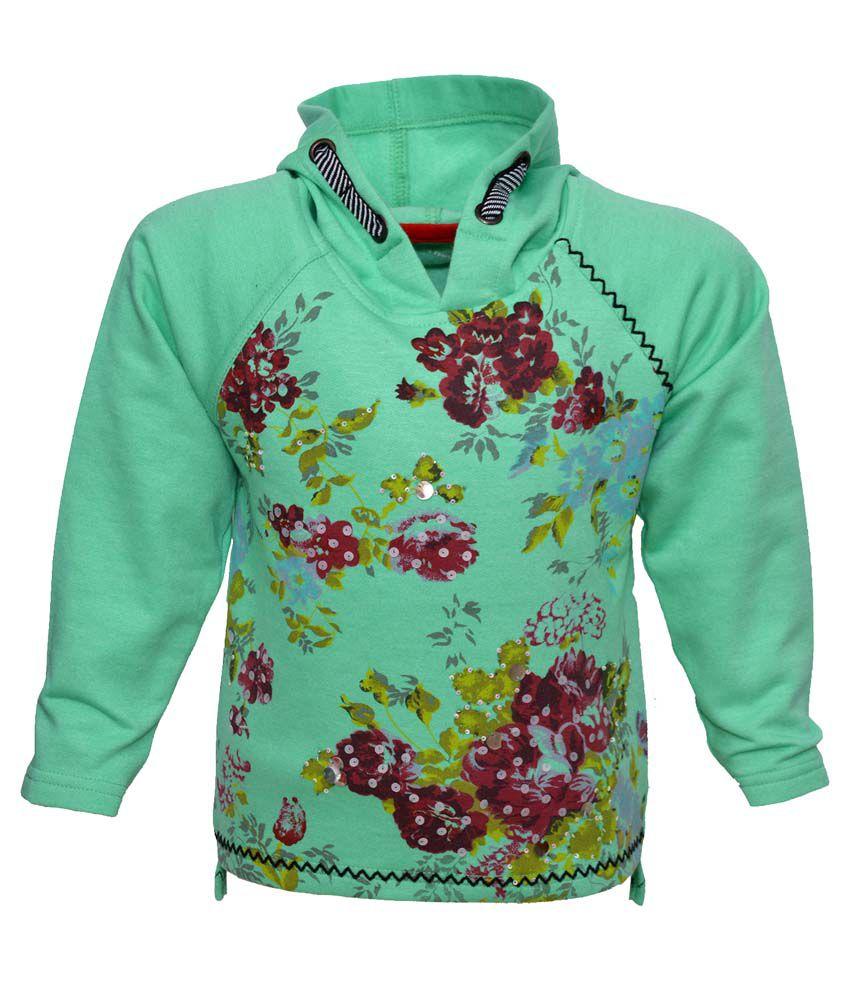 Pepito Green Sweatshirt