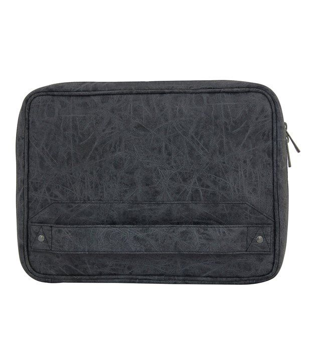 Mohawk Black Laptop Bag
