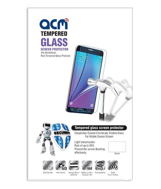 ACM Tempered Glass Screen Guard For Micromax Canvas Nitro 2 E311