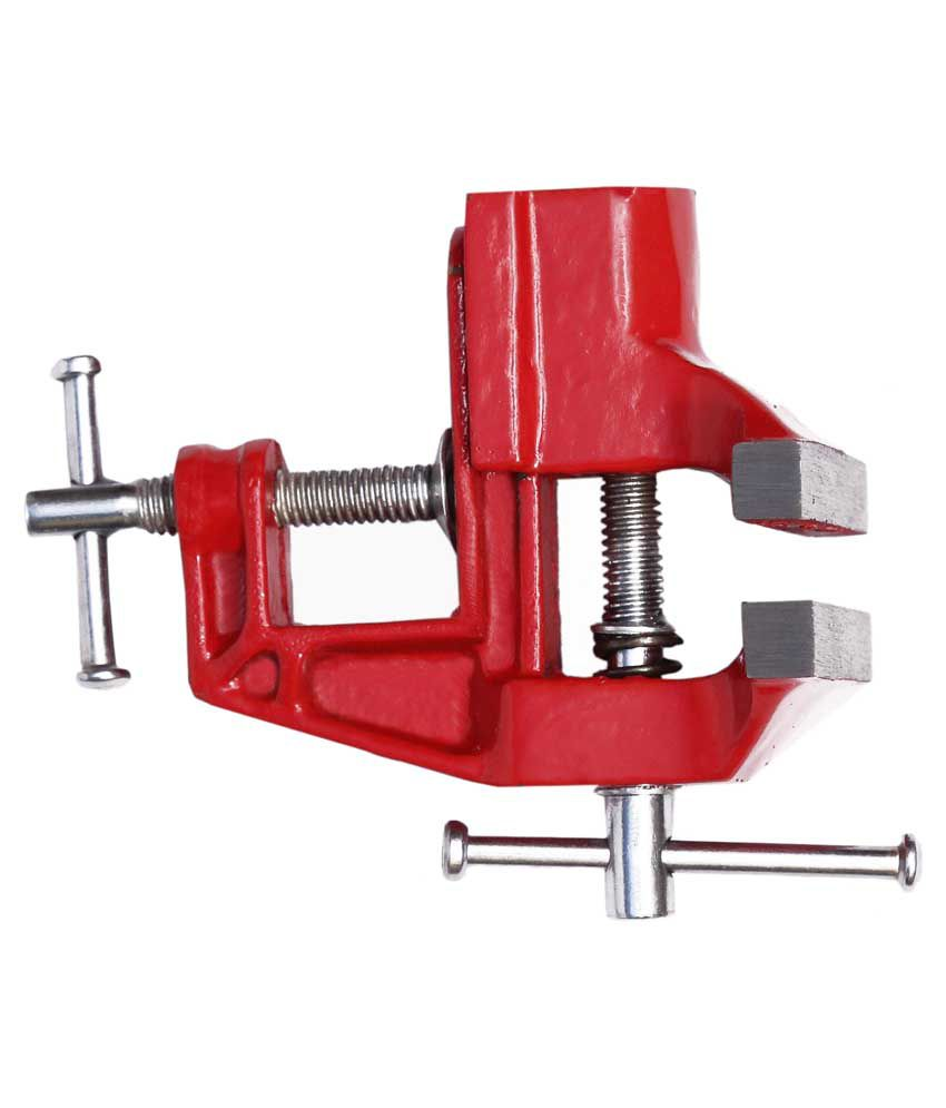 Globus-Tools-Red-Bench-Vice-50mm