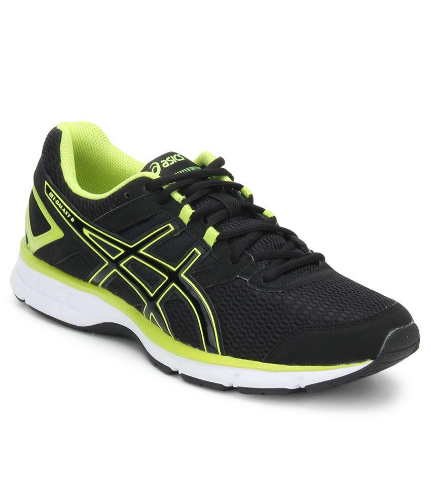 Asics Gel Galaxy Black Sport Shoes