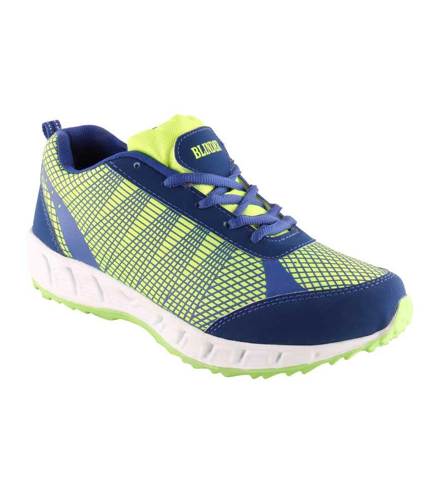Blinder Green Sport Shoes - Buy Blinder Green Sport Shoes ...