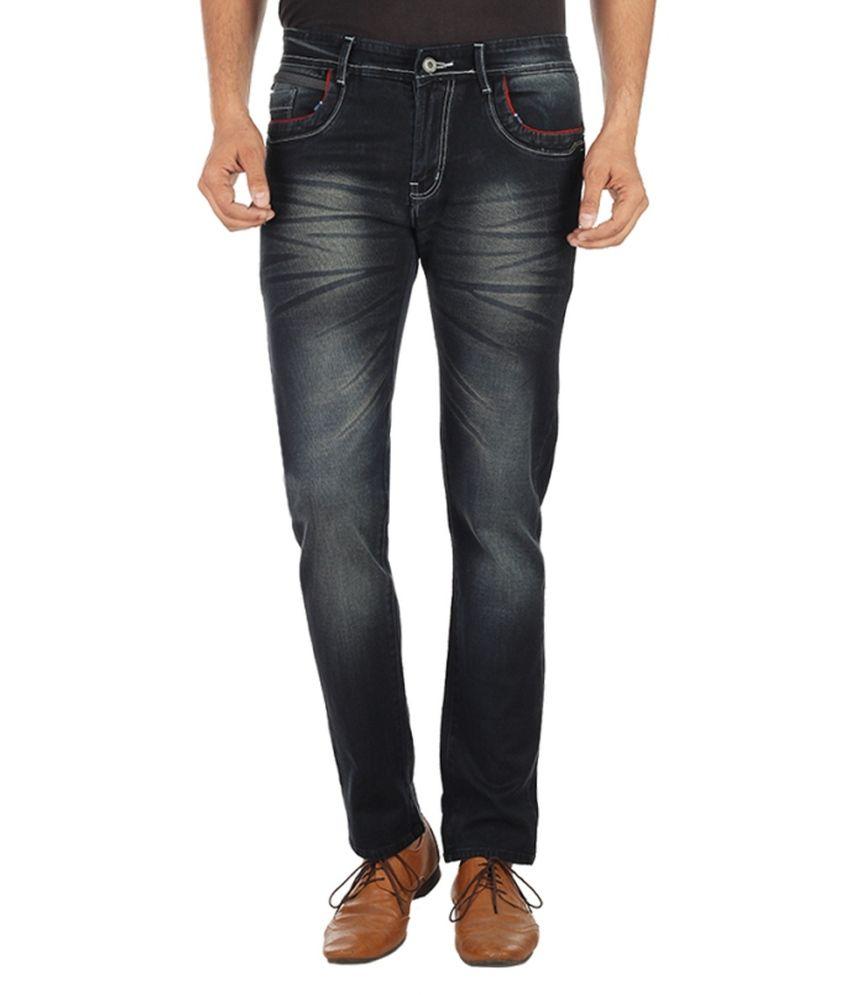 Forever19 Black Slim Fit Jeans