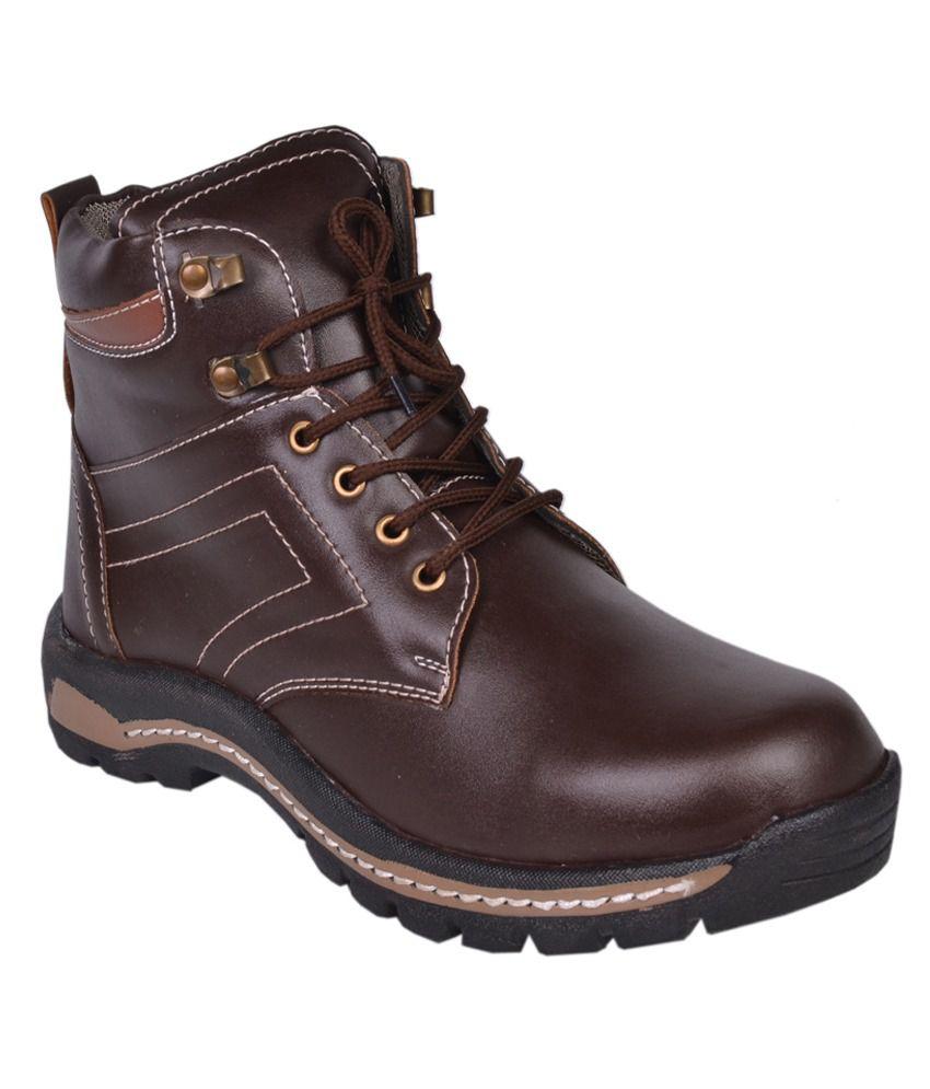N.B. Super Brown Boots