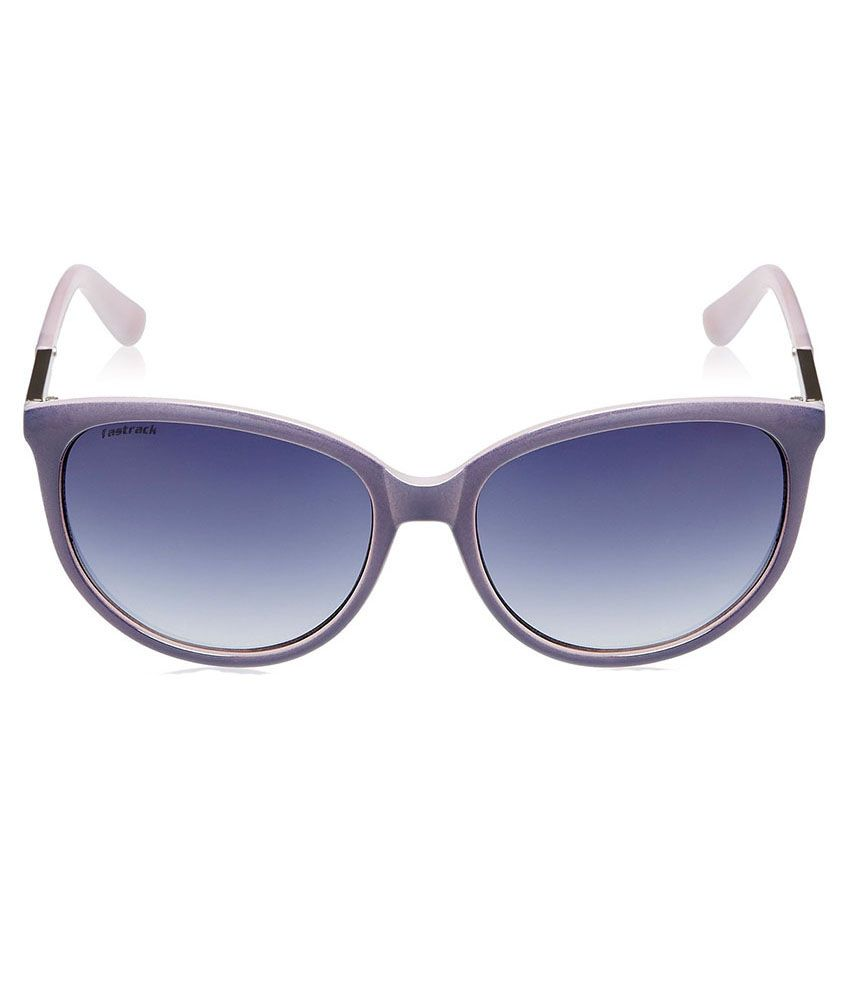 73018bec267 Fastrack P287PR2F Women Cat Eye Sunglass Fastrack P287PR2F Women Cat Eye  Sunglass ...