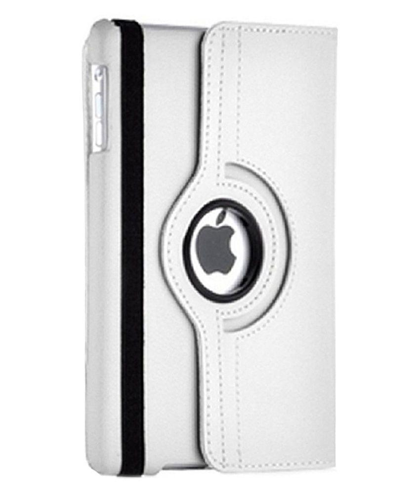 AGS Flip Cover For Apple I Pad Mini White