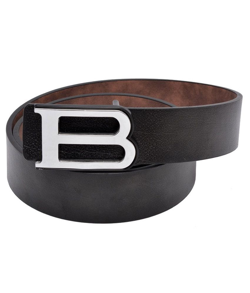Monica Brown Casual Single Belt For Men