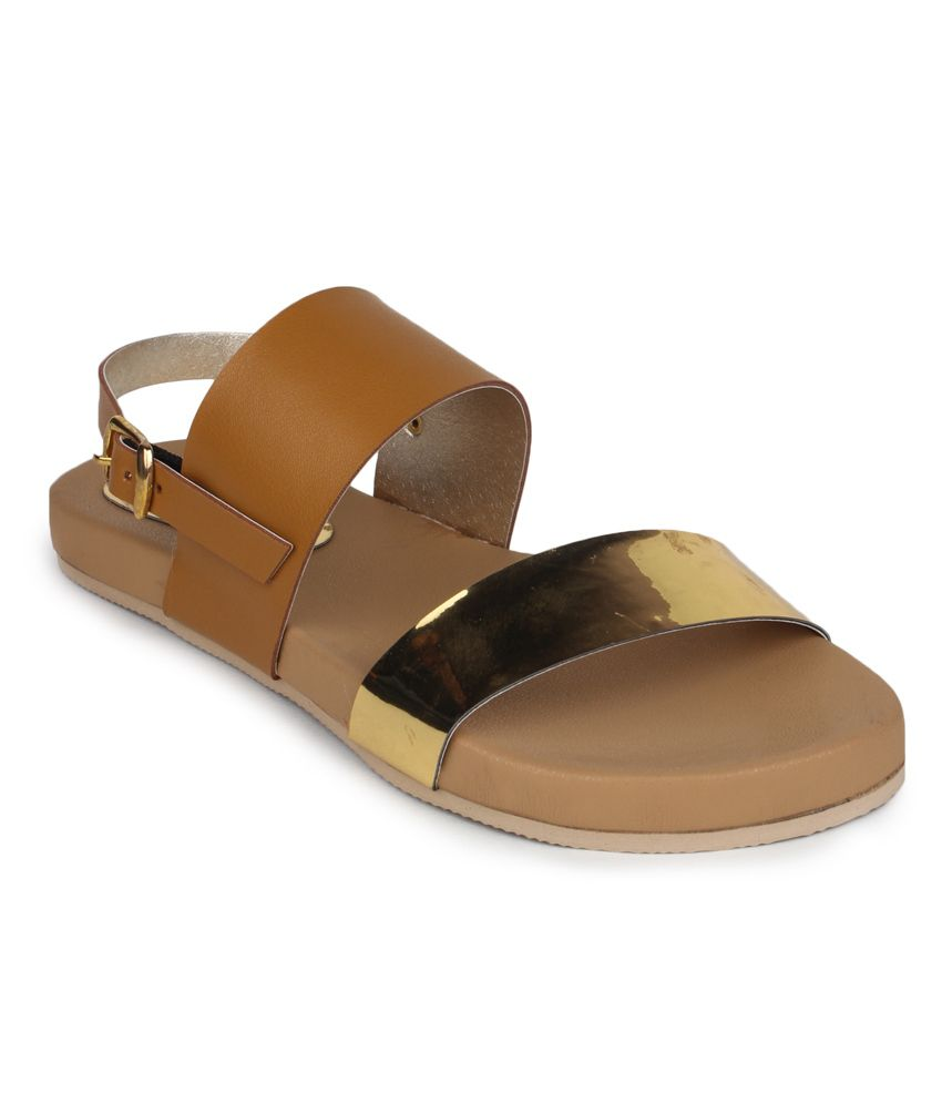 Velco Multicolour Sandals