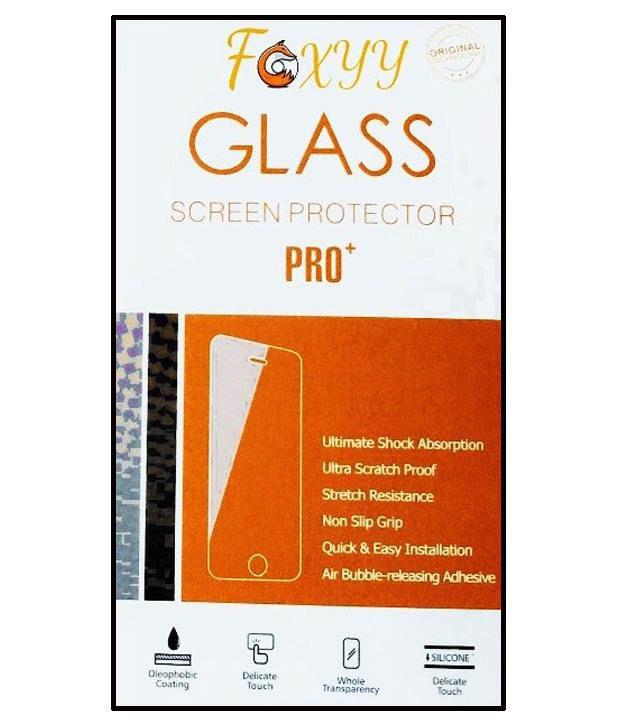 Samsung Galaxy S4 Mini Tempered Glass Screen Guard by Foxyy