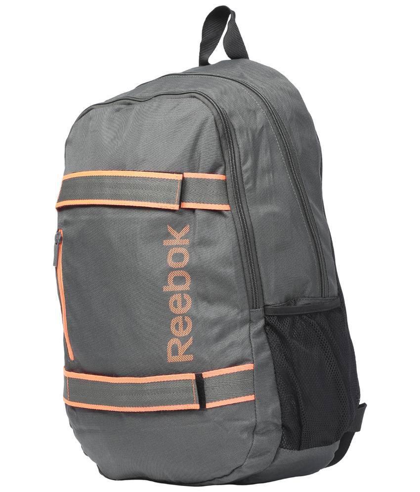 Reebok Backpack - 24L - Black | Reebok MLT |Reebok Backpack