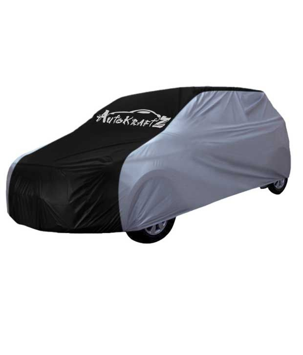 Autokraftz Metty Canvas Body Cover For Renault Duster