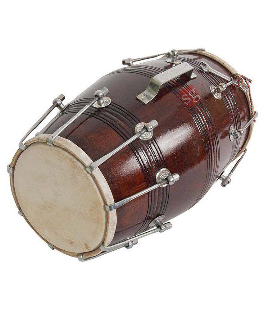 Sg Musical Brown Dholak