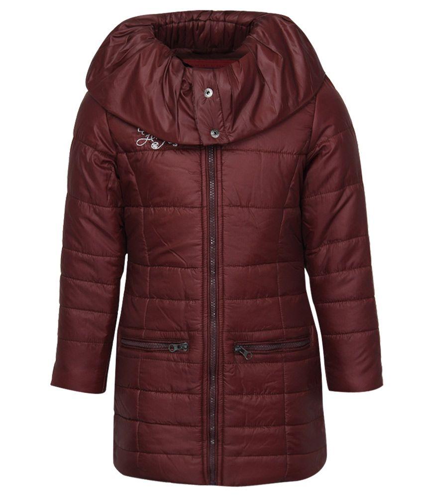 Fort Collins Brown Nylon Jacket