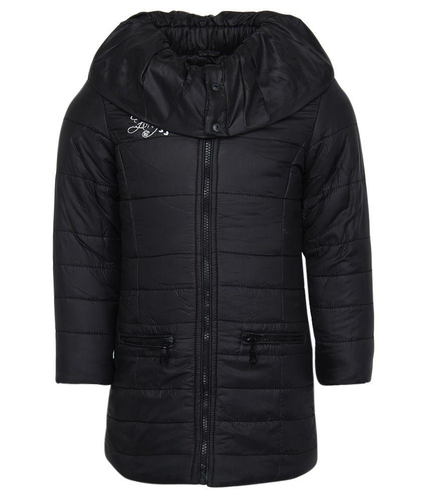 Fort Collins Black Nylon Jacket