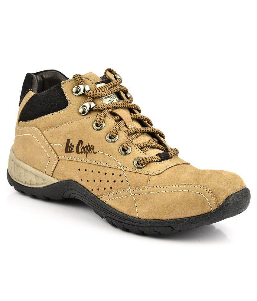 Lee Cooper Tan Casual Shoes - Buy Lee Cooper Tan Casual ...