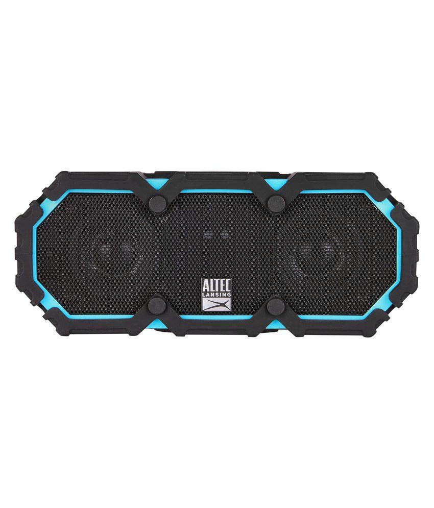 Altec Lansing Mini LifeJacket 2 Everything Proof Bluetooth Speaker (IMW477) - (Aqua Blue)