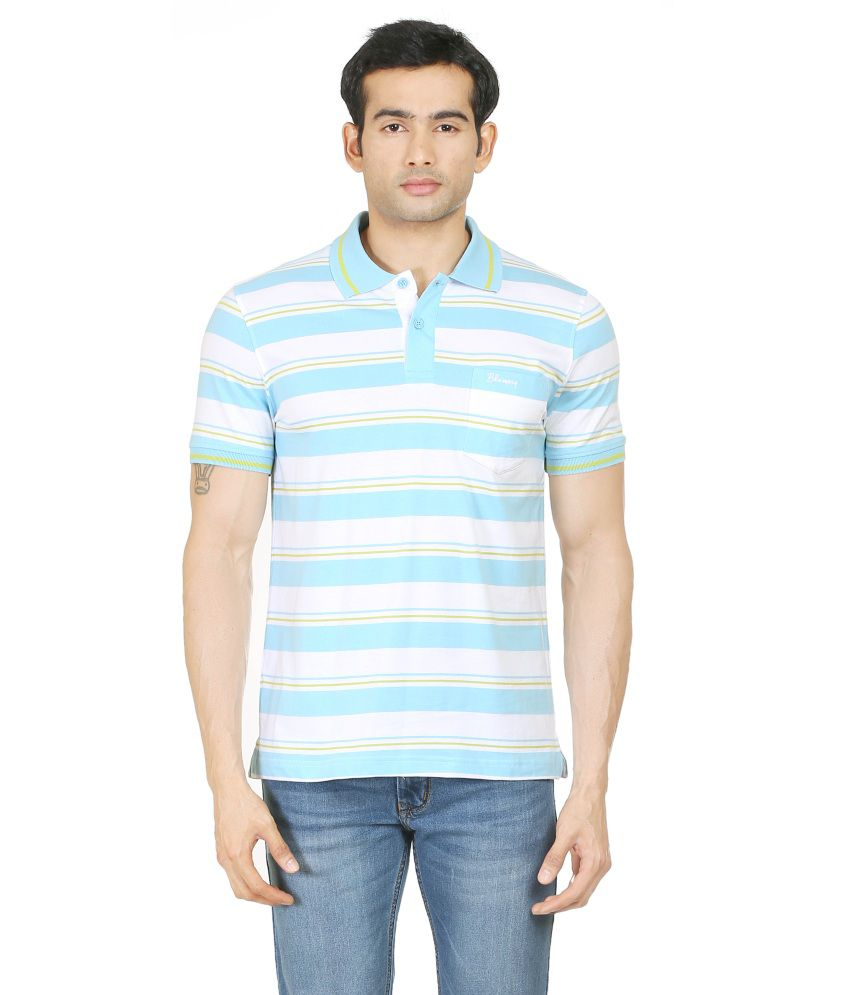 Blumerq 100% Cotton Men T-Shirts