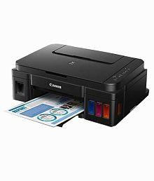 Canon Pixma G2000 AIO Multifunction Colour Inkjet Printer