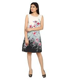 India Inc Multi Crepe Dresses