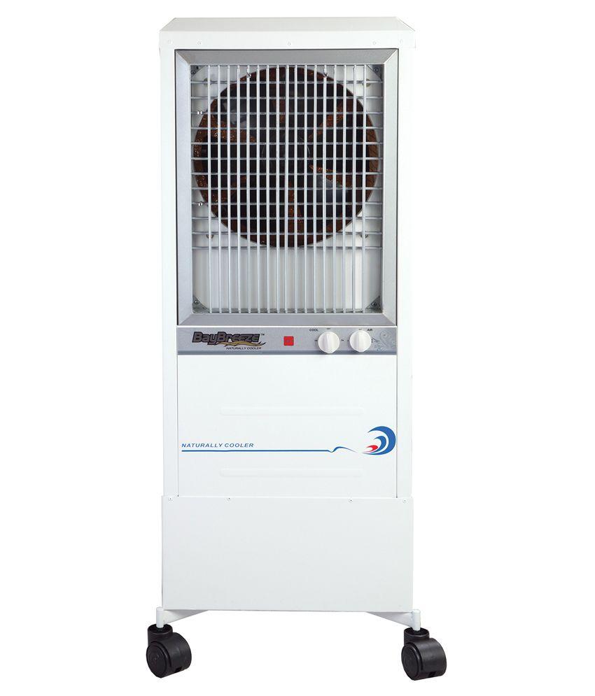 Baybreeze 60 Ltrs O4+ Desert Cooler White