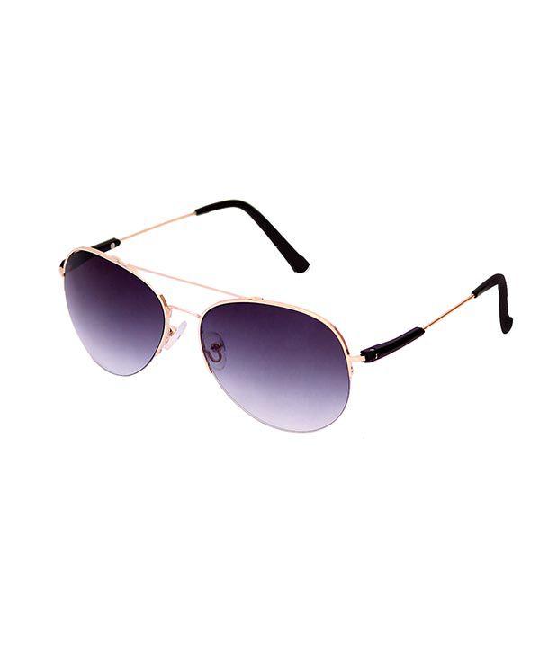 C & J 1841 Golden Avaitor Sunglasses