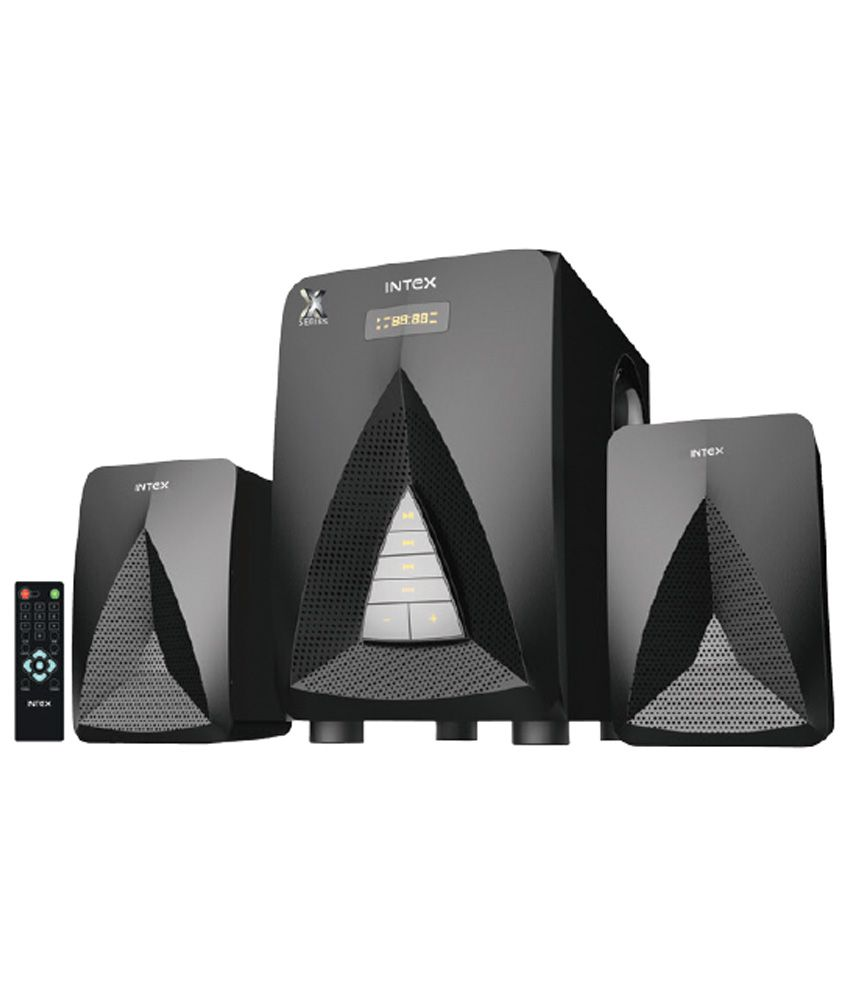Intex IT Killer SUF 2.1 Multimedia Speakers available at SnapDeal for Rs.2394
