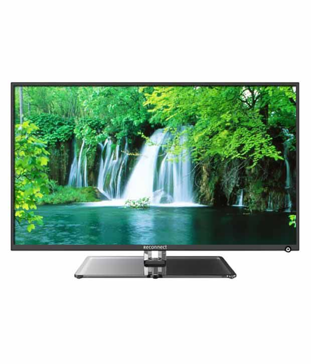 624a38e7c Buy Reconnect RELEB4601 109.22 cm (43) Full HD LED Television Online at Best  Price in India - Snapdeal