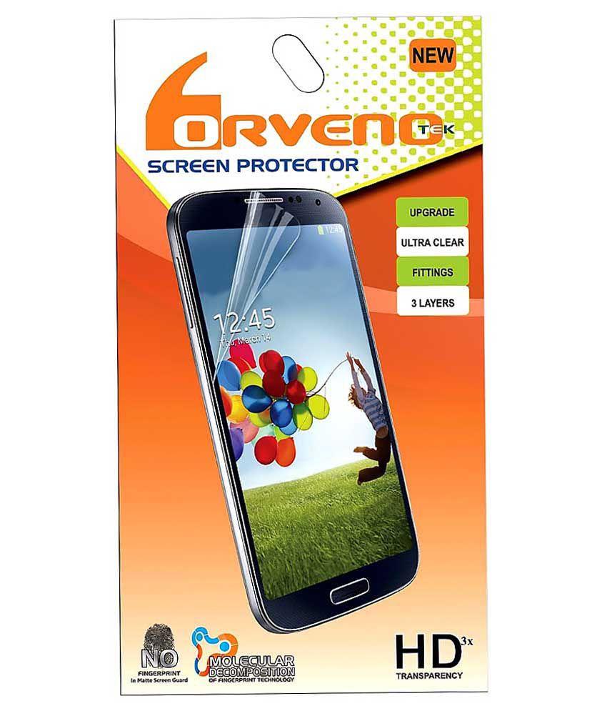 Sony Xperia ZL Clear Screen Guard by Orvenotek