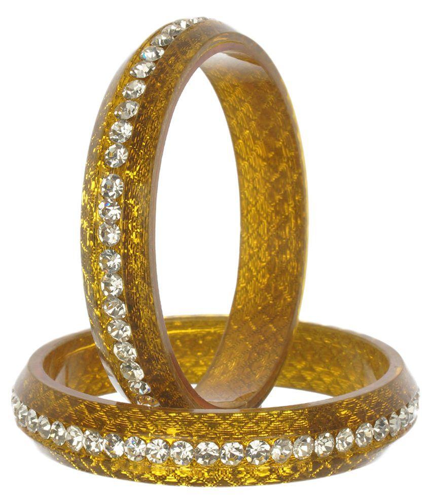 Nice Gold Bridal Designer Bangle Set