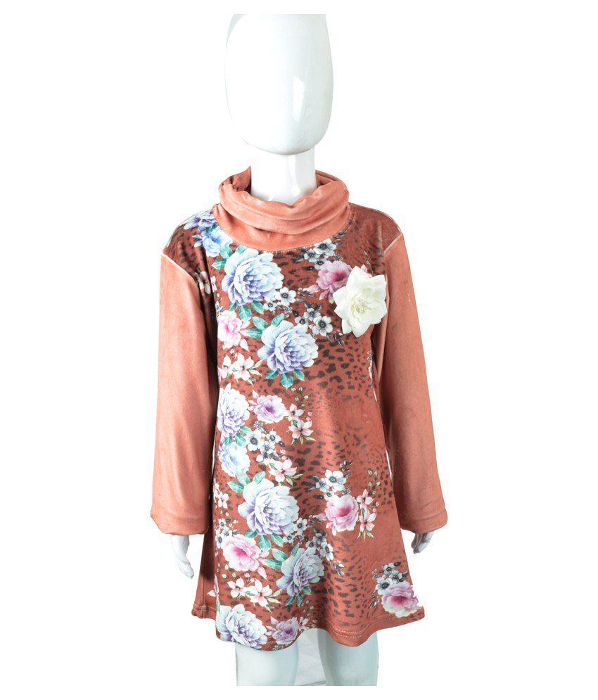 Akshadha Brown Sweatshirt Pack Of 2