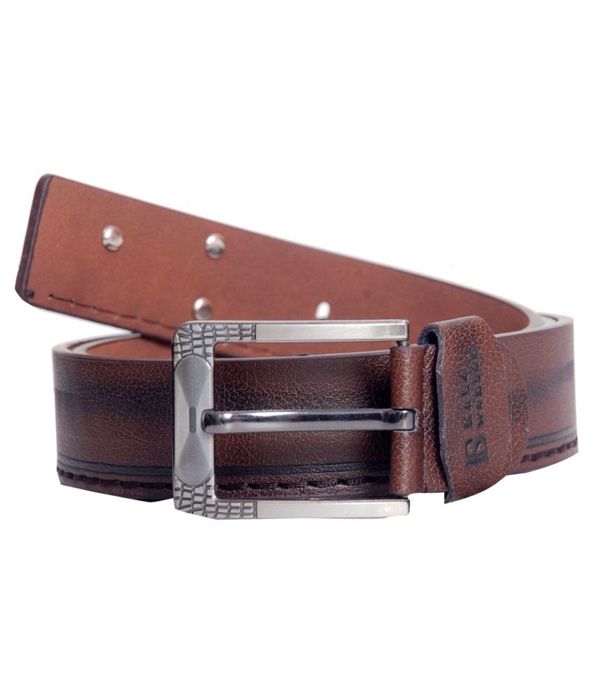 Oril Brown Belt