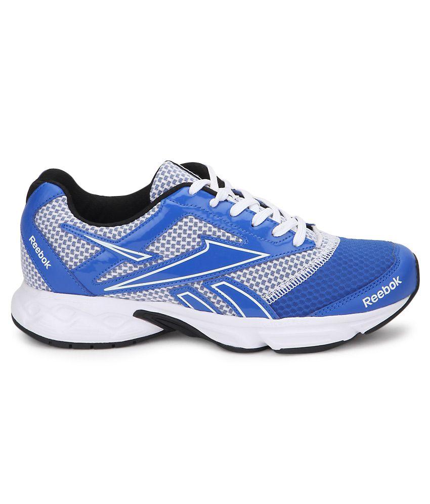 5a74d1f3360 Reebok Cruise Runner Lp Blue Sport Shoes - Buy Reebok Cruise Runner ...