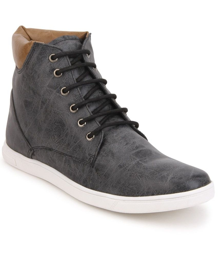 Knotty Derby Gray Boots