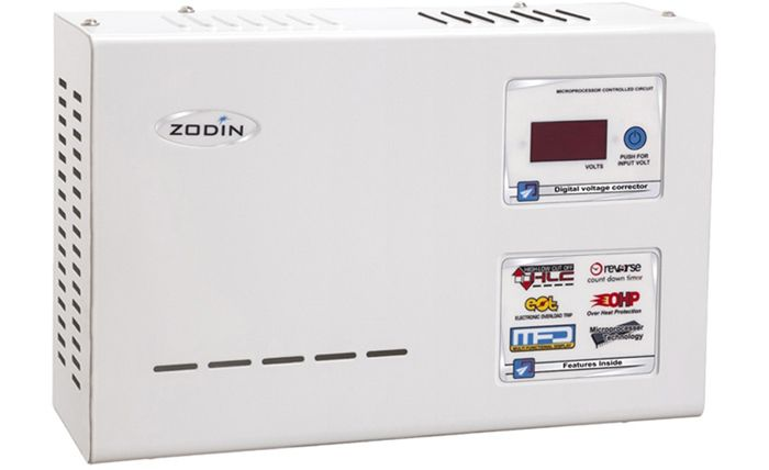 Zodin-DVR-509-AC-Voltage-Stabilizer
