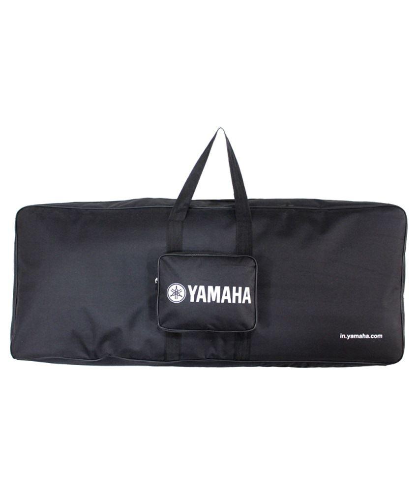Yamaha Black Keyboard Cover Bag